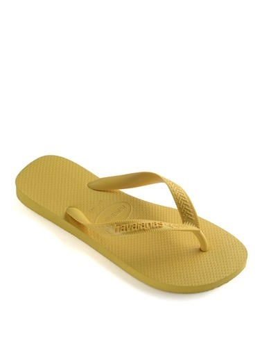 Havaianas Havainas Kadın Sarı Plaj Terliği Sarı